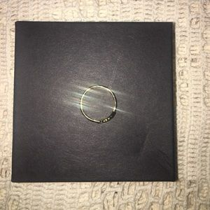 Luca + Danni Jewelry - NWT Luca + Danni Angel Wing Ring 18kt Gold Plated